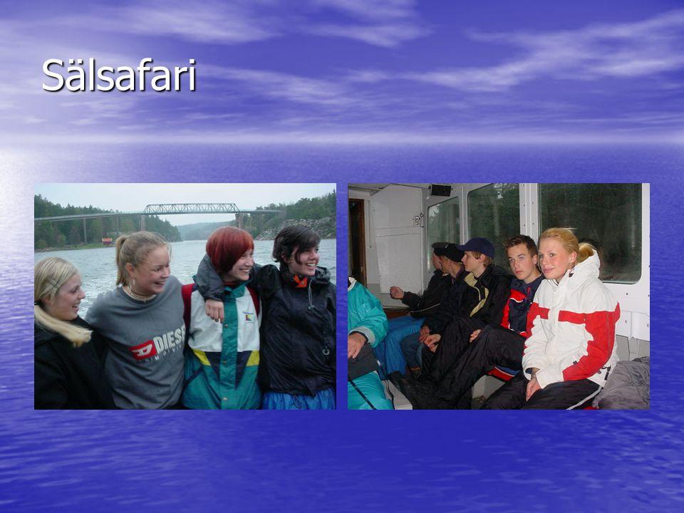 TMBL och Vattenkikaren • Lär dig mer om havet i Vattenkikaren: http://www.vattenkikaren.gu.se/ Rekommenderas varmt!