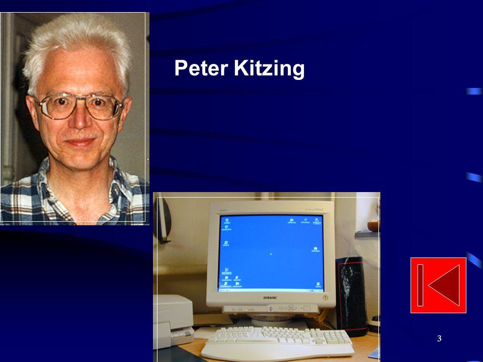 3 Peter Kitzing