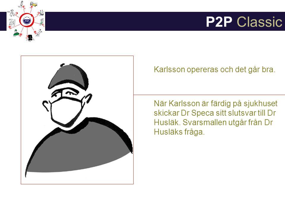 Karlsson opereras och det går bra.