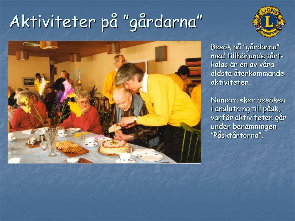 På kryss med Ådalen III Kryssningen på Ångermanälven för äldre och/eller handi- kappade pågick i 30 år.
