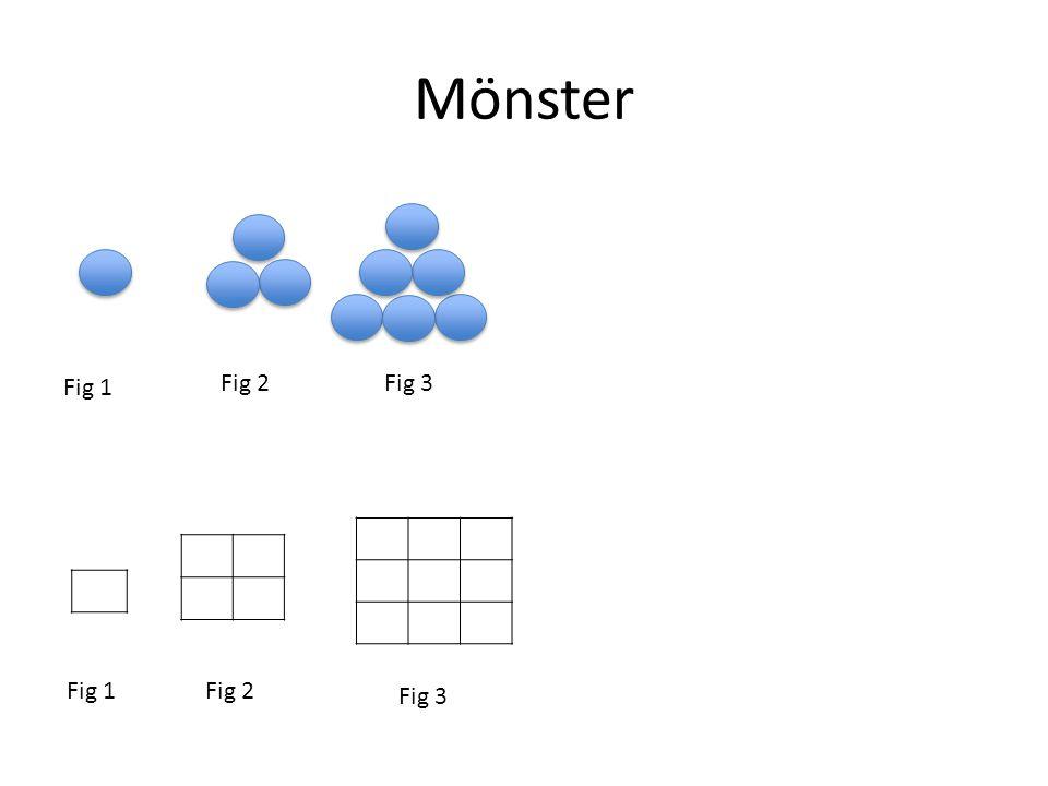 Mönster Fig 1 Fig 2Fig 3 Fig 1Fig 2 Fig 3