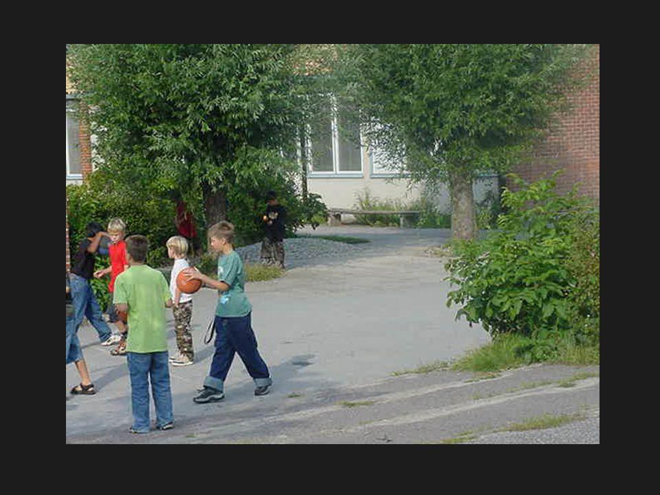 djurens bo mässa holk 01 fågelholkade byggda och målade av barn och ungdomar steg mot en levande trädgård