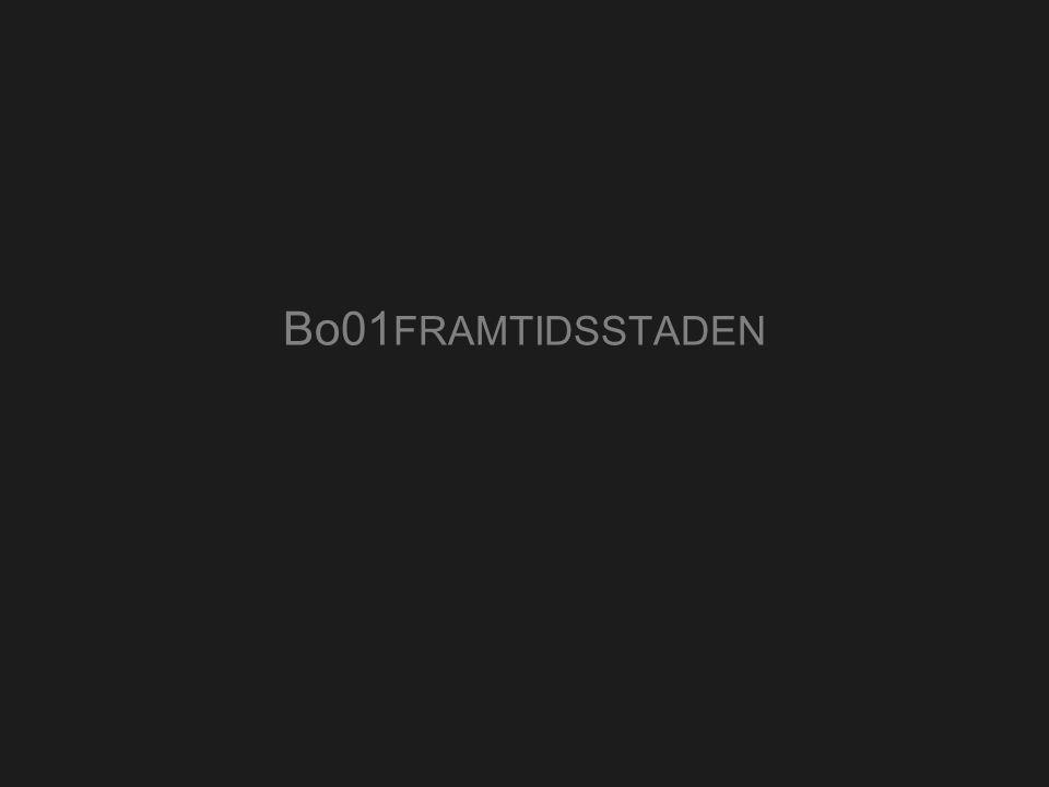 Bo01 FRAMTIDSSTADEN