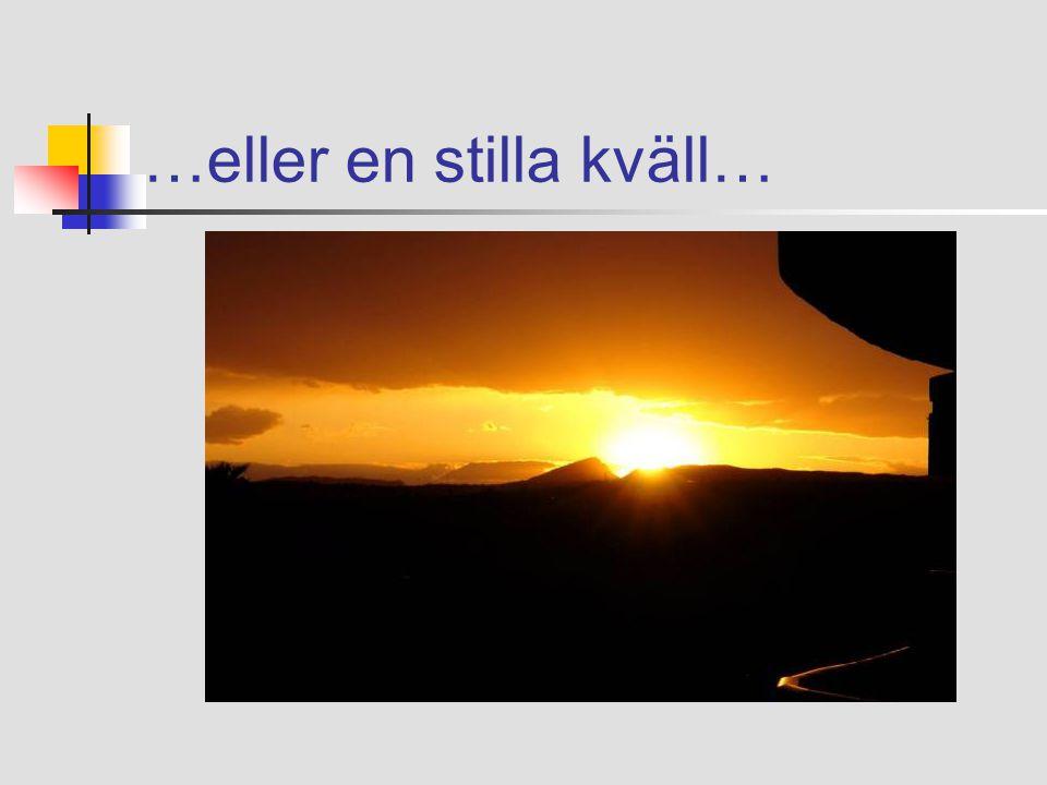 ..eller morgon…  Om man har tur som Kjell och Astrid Duberg att få ett fönster och balkong mot soluppgången..  Foto Kjell Duberg