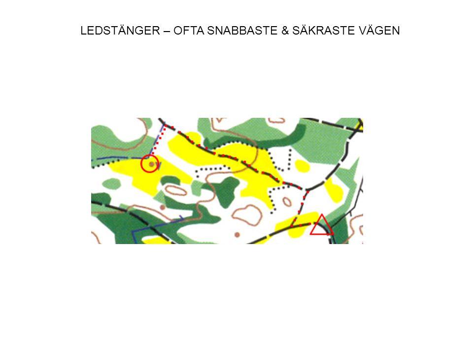 LEDSTÄNGER – OFTA SNABBASTE & SÄKRASTE VÄGEN