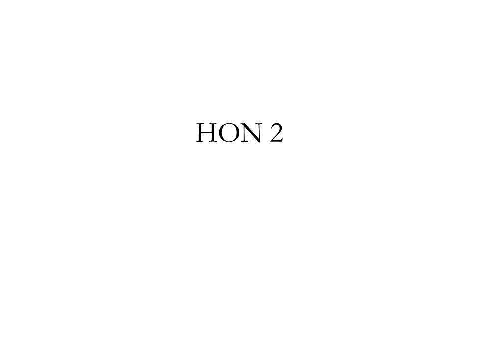 HON 2
