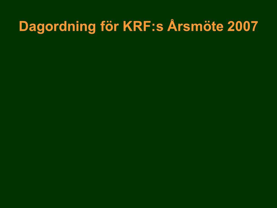 www.krf.nu •vår absoluta framsida!!.