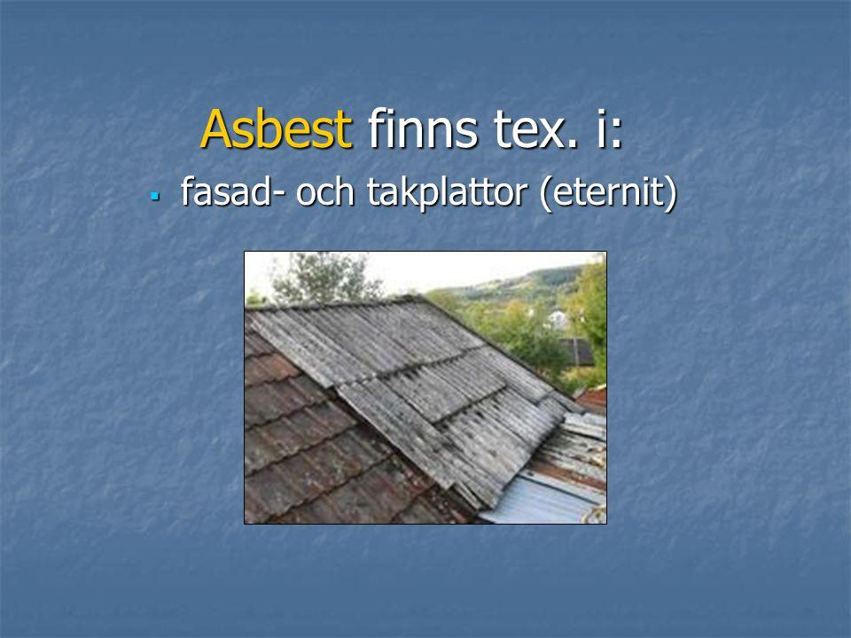 Vid sanering av asbest måste företaget vara godkänd av Arbetsmiljöverket och följa dess föreskrifter.