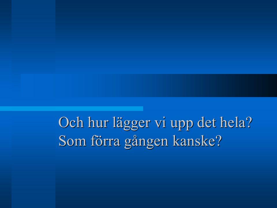 Scandinavian Conference Mer information om oss finns på vår hemsida på Internet.
