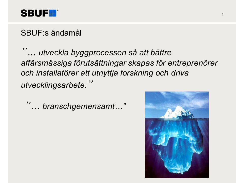 5 Vilka projekt kan SBUF stödja.