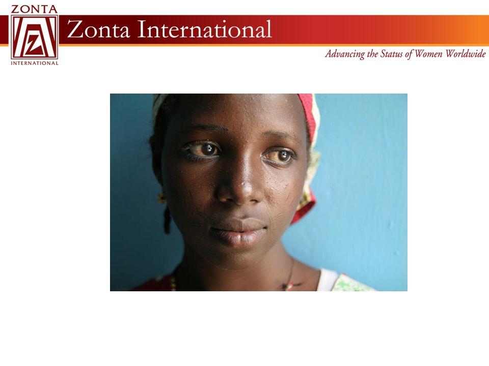 I utvecklingsländerna dör en kvinna / minut som ett resultat av graviditet och barnafödande