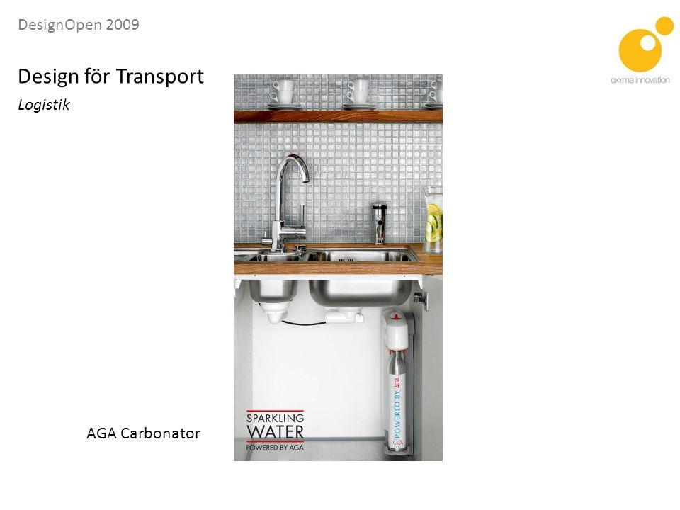 DesignOpen 2009 Design för Miljö Platt förpackning: Ecolean (tar mindre utrymme vid transporter)