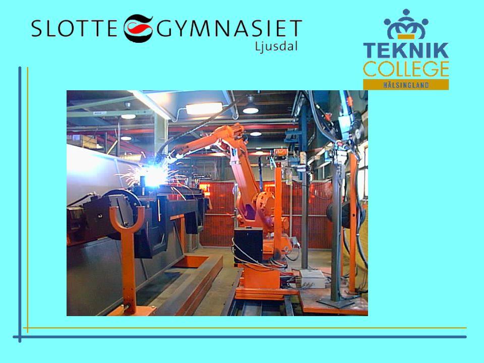 Industritekniska programmet Välkommen på praktik!