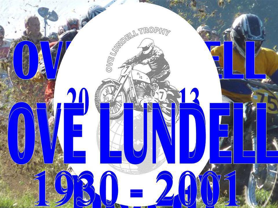 Vad är Ove Lundell Trophy.