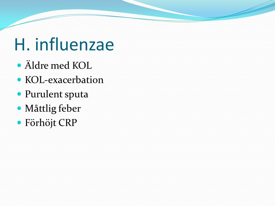 Antiviral terapi influensa  Personer med kliniskt misstänkt influensa som tillhör en riskgrupp och till övriga med allvarlig sjukdom  Behov av sjukhusvård hos vuxna kriterium för allvarlig sjukdom