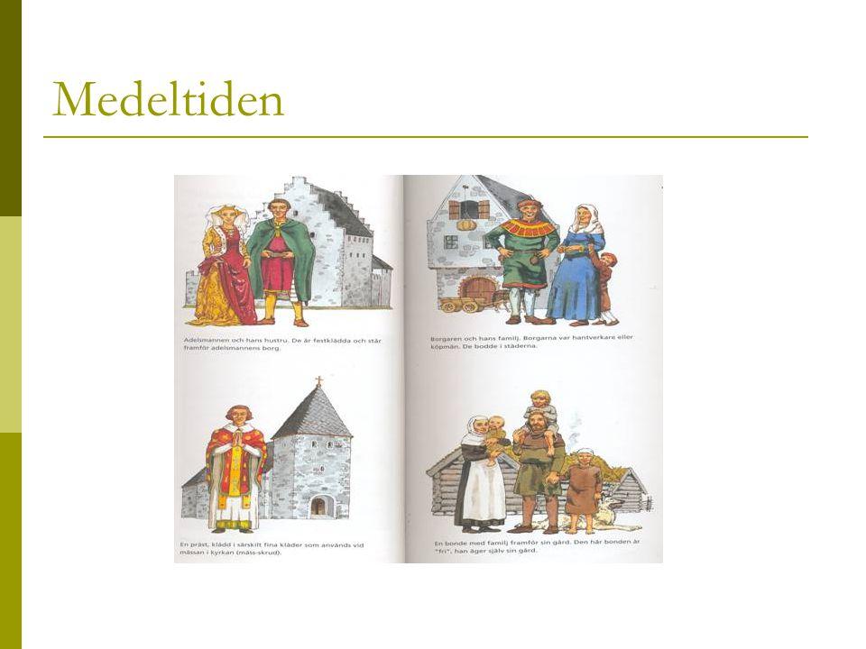 Magnus Ladulås söner  Hette Birger, Erik och Valdemar  Birger kung först  Tvingades lämna stora delar av riket till bröderna  Birger hämnades genom att mörda sina bröder, det blev uppror och Birger fick fly