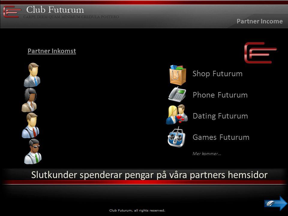 Online ShoppingOnline DatingOnline GamesOnline Calling Marknadsföring av Produkter och Tjänster Marknadsföring av de enskilda webbsidorna för slutkunder sker med medlemmens eget goda omdöme.