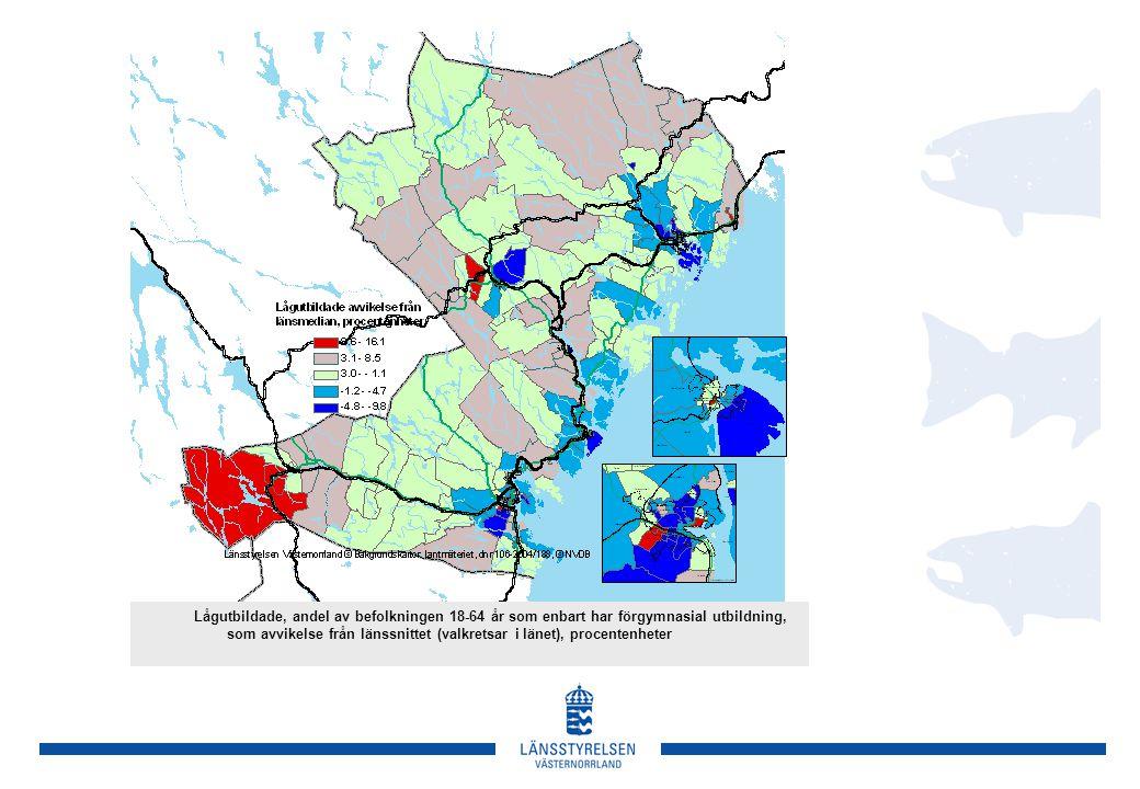 Framtid Västernorrland 2020 Vision: Ett stolt Västernorrland – med funktion och attraktivitet Övergripande strategimål: Med samlade resurser mobiliserar vi Västernorrlands drivkrafter för ett kraftfullt trendbrott som ger oss: -Positiv befolkningstillväxt -Ökad tillgänglighet -Stärkt innovationsförmåga