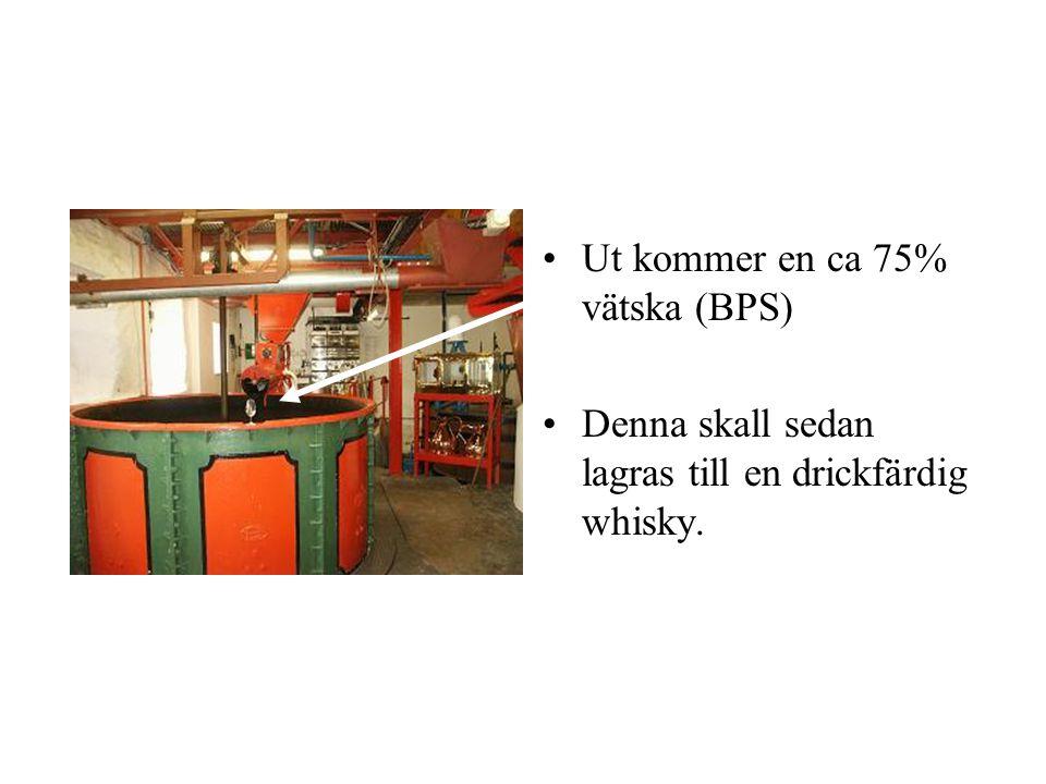 •Koppar är en viktig metall. •Den renar destillatet sk tiolrening, under bränningsprocessen.