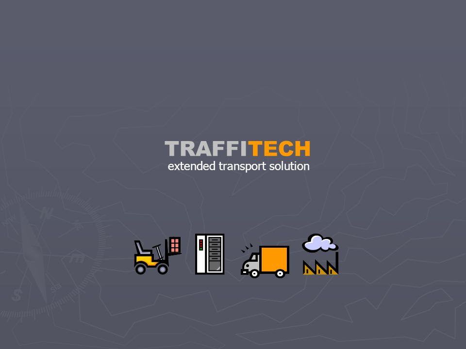 TRAFFITECH extended transport solution