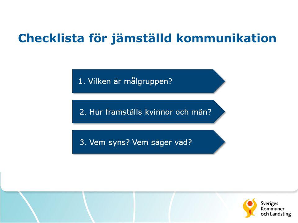 Lathund för likvärdighet i texter Denna lathund har tagits fram av Örebro kommun.