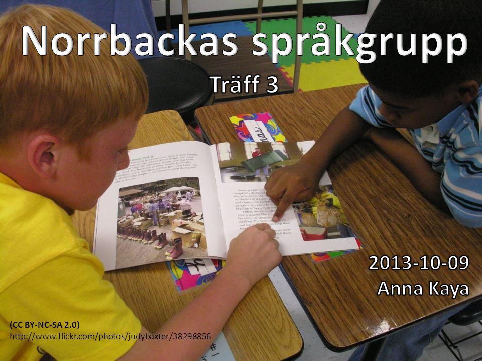 Eftermiddagens innehåll • Redovisning av uppgift 3a reflektera över hur samtalen i klassrummet och 3b en lektion som bygger på interaktion .