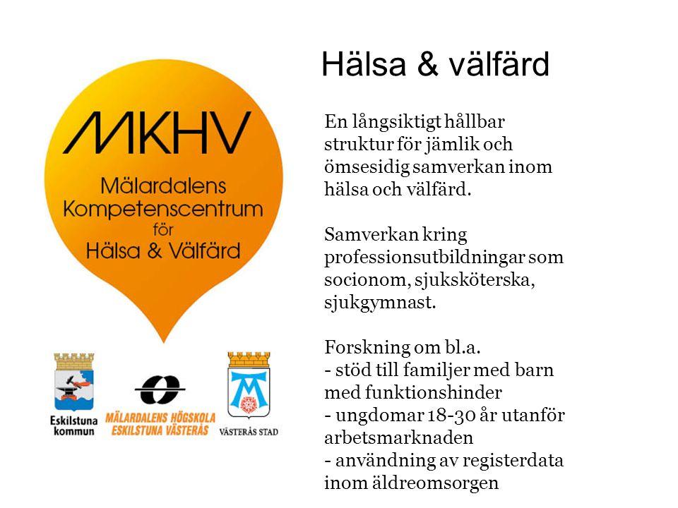 Hälsoteknik • Tester av robotkatten på demensboenden i Eskilstuna och Västerås.