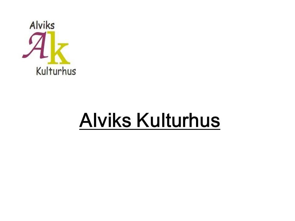 Alviks Kulturhus