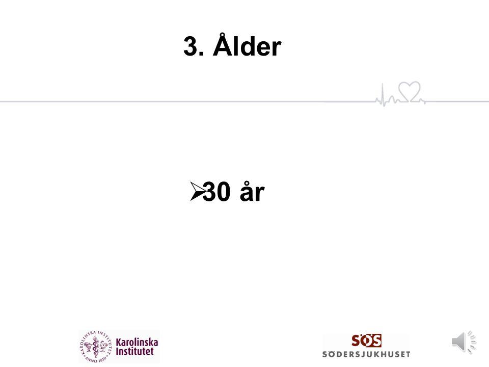 2. EKG-förändringar •STEMI (ST-höjningar) >2 mm i V1-V4, eller >1 mm i övriga avledningar • ST-sänkningar minst 1 mm oavsett avledning • T-negativitet