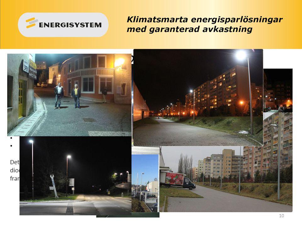 Utomhusbelysning 2013 Värdefulla erfarenheter i arbetet med utfasningen av kvicksilverlampor 2. Hur ser det ut i övriga EU – vilka är de generella utm