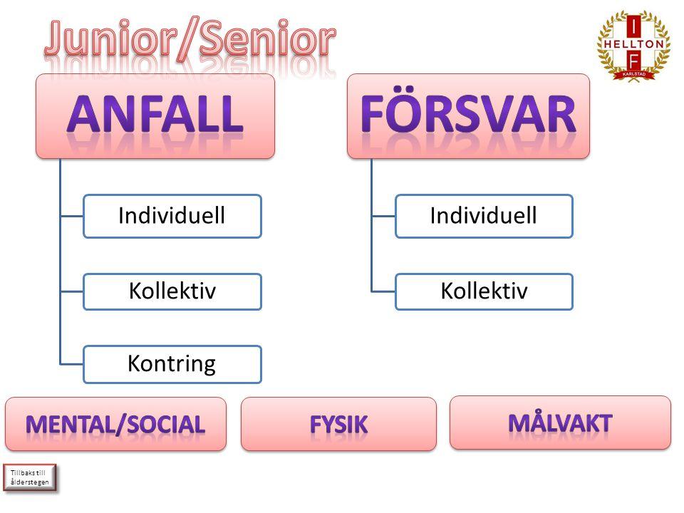 Tillbaks till ålderstegen Tillbaks till ålderstegen Individuell Kollektiv Kontring Individuell Kollektiv