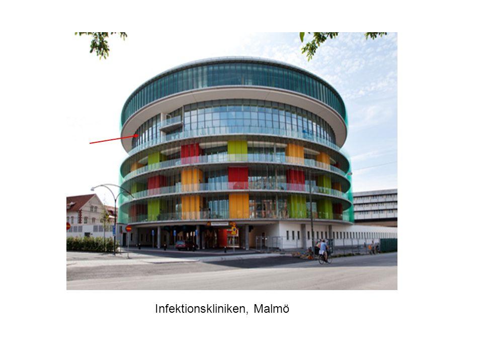 Infektionskliniken, Malmö