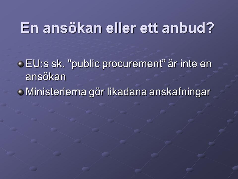 Avgiftsbelagd kundtjänst eller inte Om man producerar varor t.ex.
