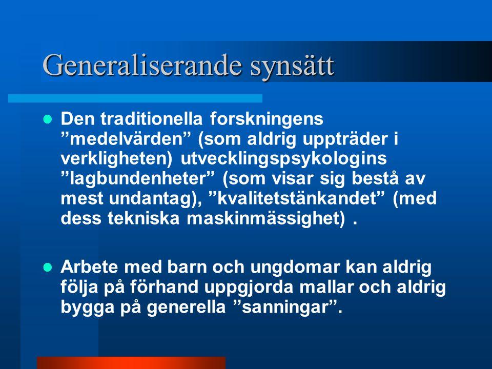 Pedagogisk dokumentation  Synliggöra lärandeprocesser  Lyssna på barn  För samtal om praktiken.