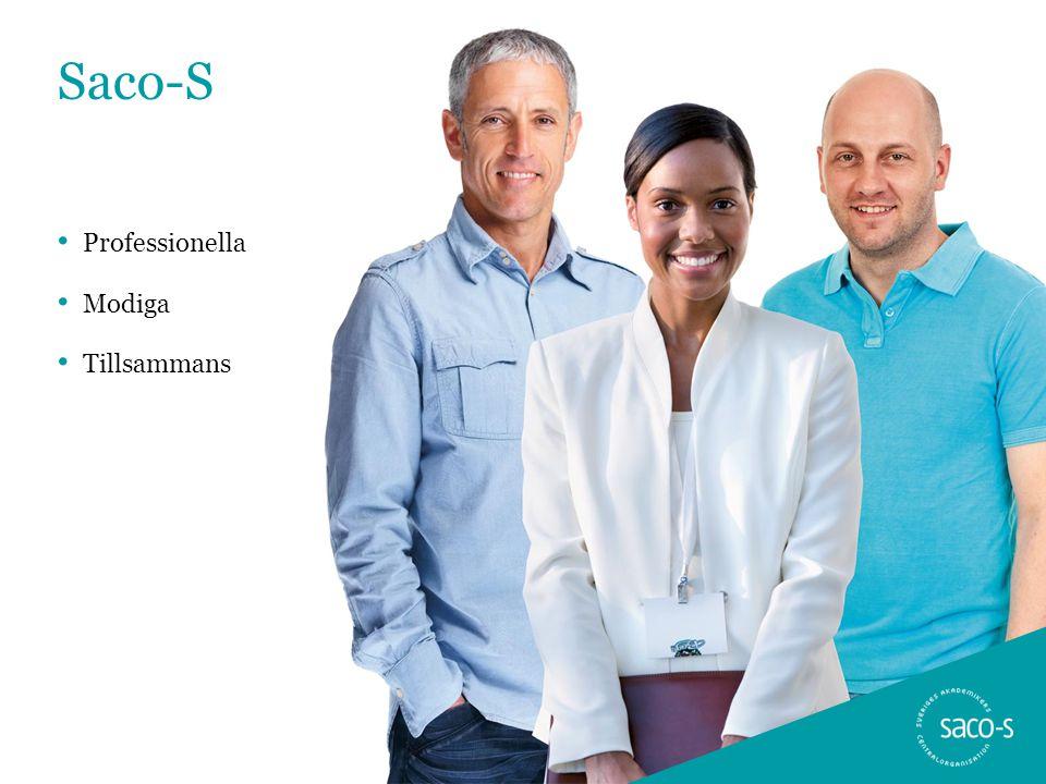 Arbetsgivarverket Saco-S (representantskap, styrelse) Centralt ArbetsgivarorganisationerArbetstagarorganisationer Centrala partsarbetet OFR S, P och O SEKO