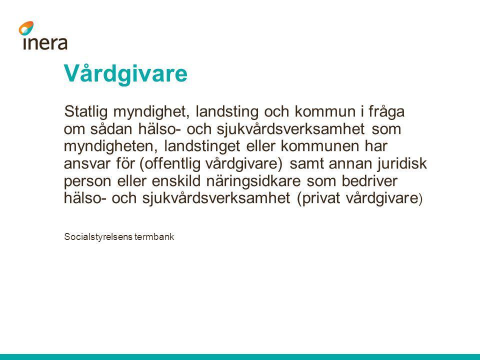 DI beslut Örebro läns landsting Datainspektionen förelägger Landstingsstyrelsen att 1.