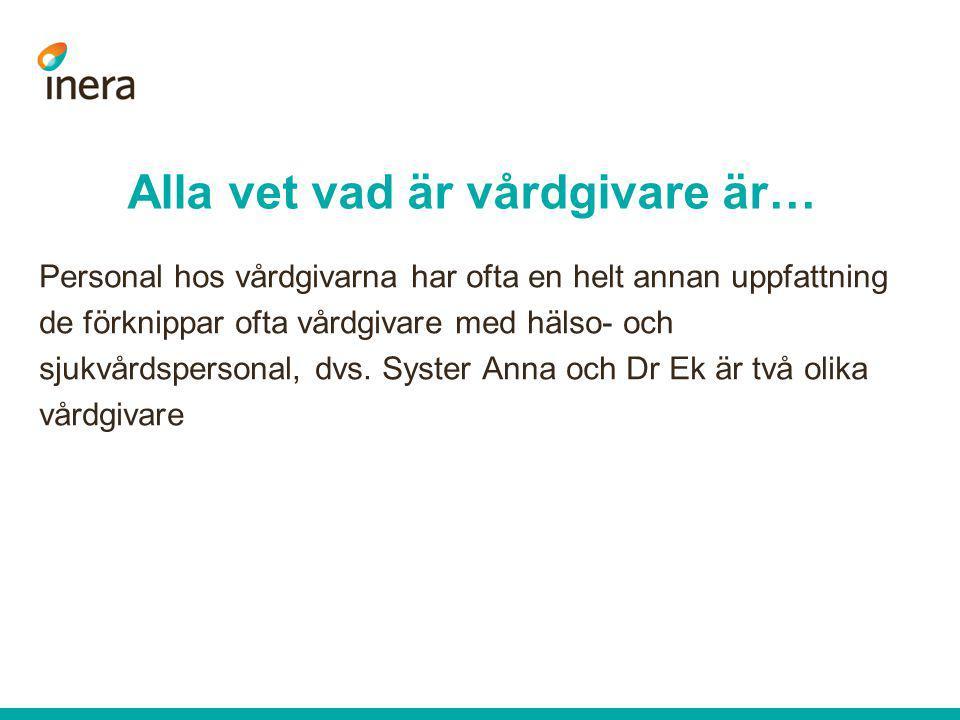 • Lanstinget i Uppsala, UAS • Karolinska Sjukhuset • Västerbottens Läns Landsting, NUS • Västra Götalandsregionen, SU • Landstinget Östergötland, Linköping US • Region Skåne, SuS Tillsyn Socialstyrelsen (SOSFS 2008:14)