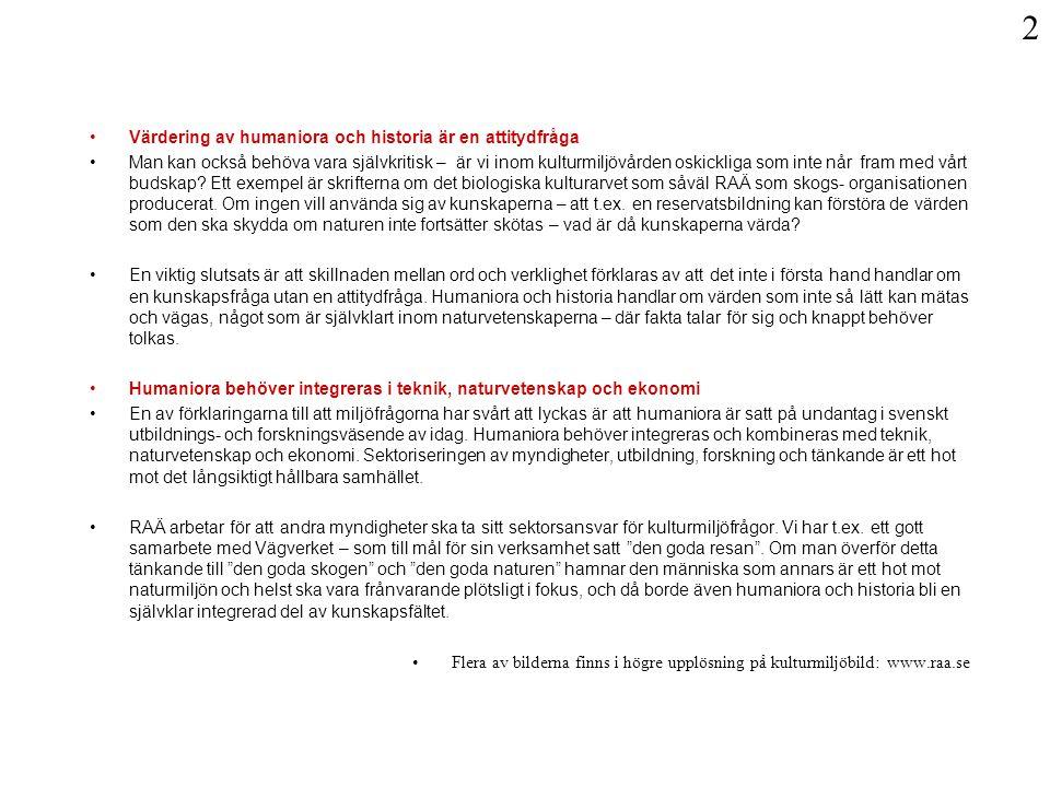 »En samlad naturvårdspolitik, Skr.