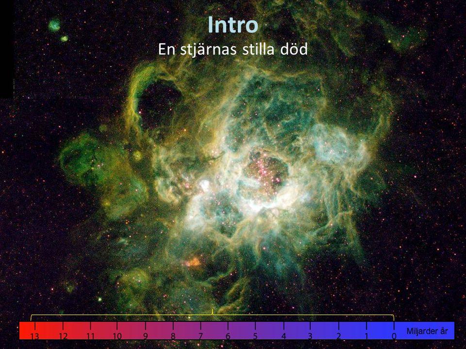 Intro En stjärnas stilla död