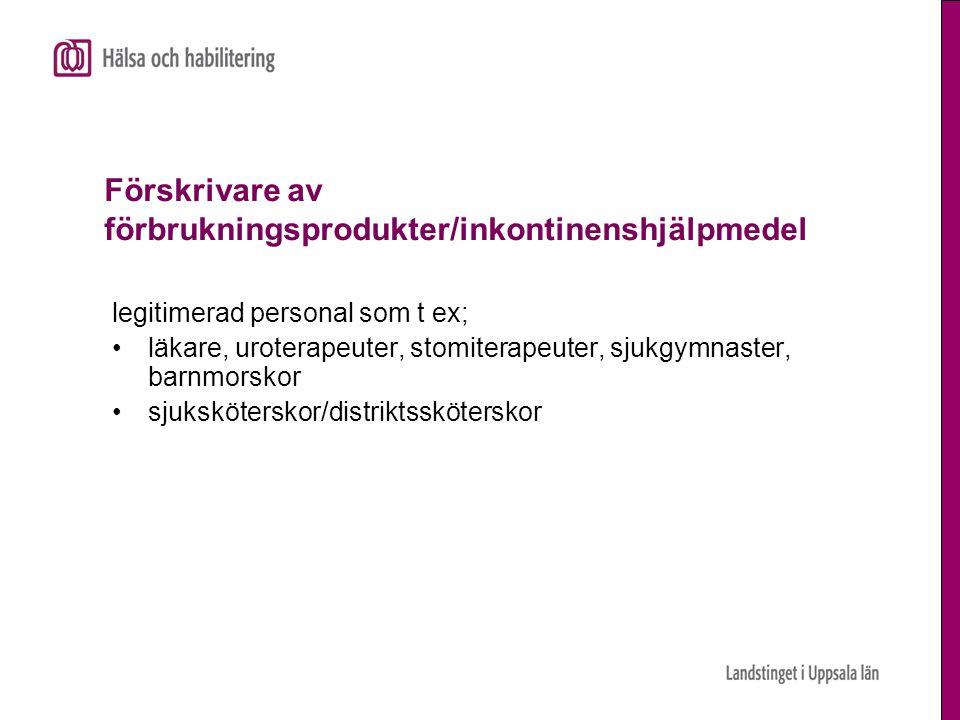 Avvikelsehantering av produkter •Lokala regler/rutiner gäller för avvikelsehantering gällande medicintekniska produkter.