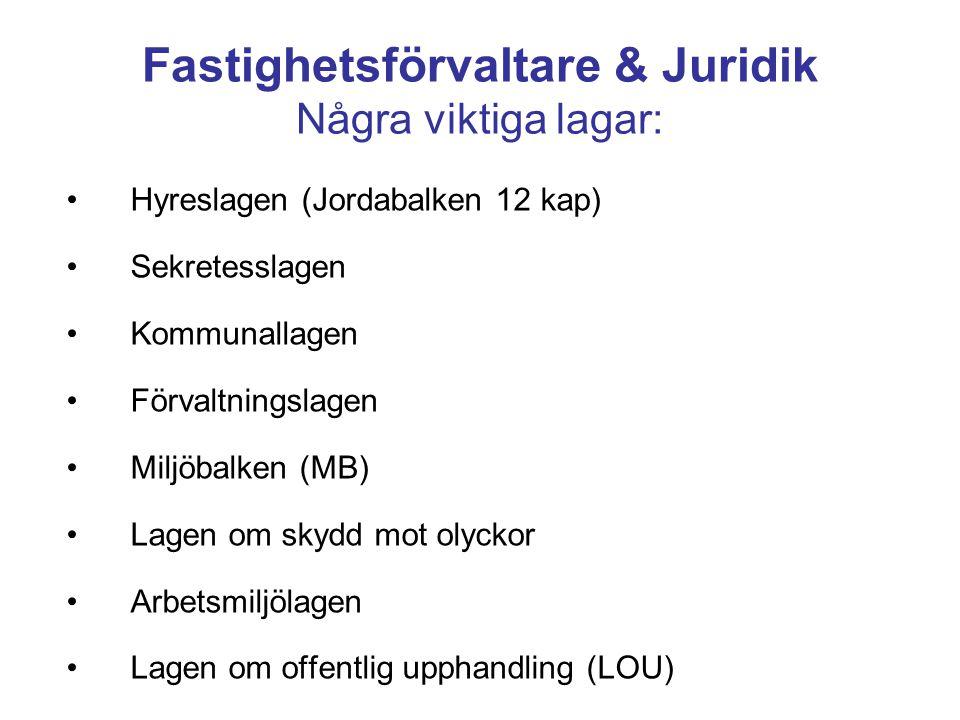 Grundläggande begrepp JB = Jordabalken (1970:994) •1:1 JB Fast egendom (Jord) (Fastigheter) •2:1 JB Tillbehör till fastighet •2:2 JB Byggnadstillbehör