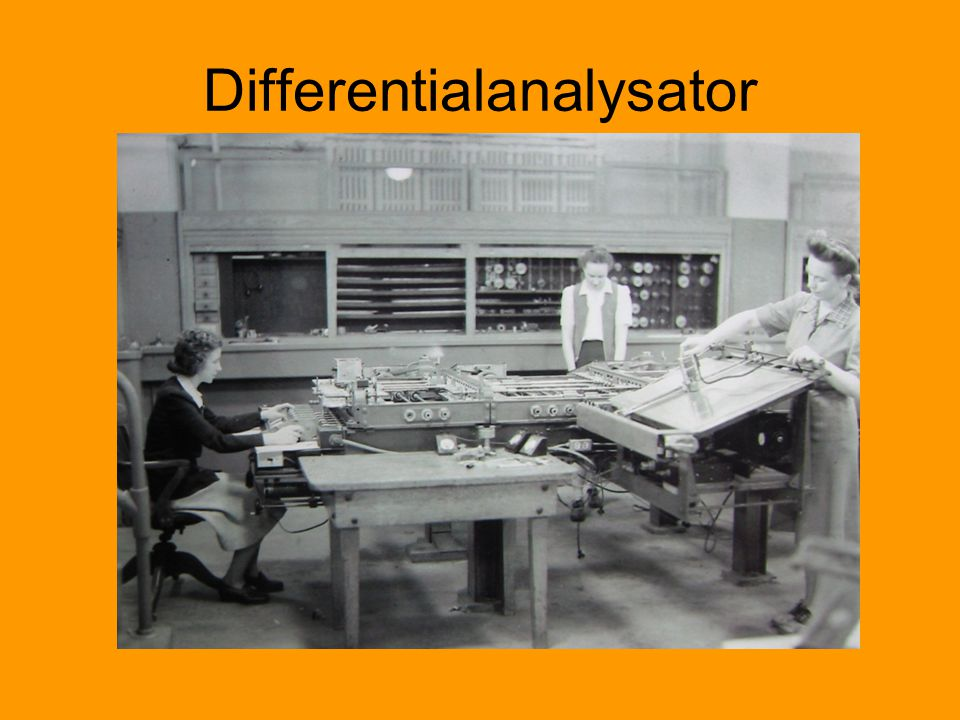 Differentialanalysator