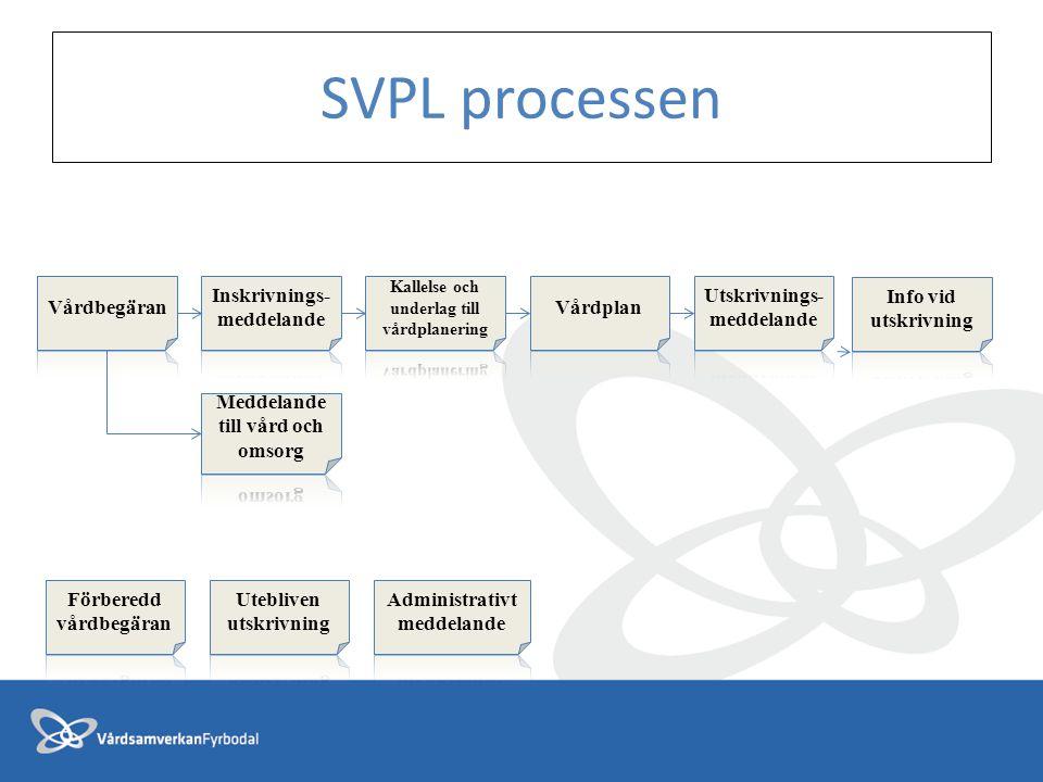 SVPL processen