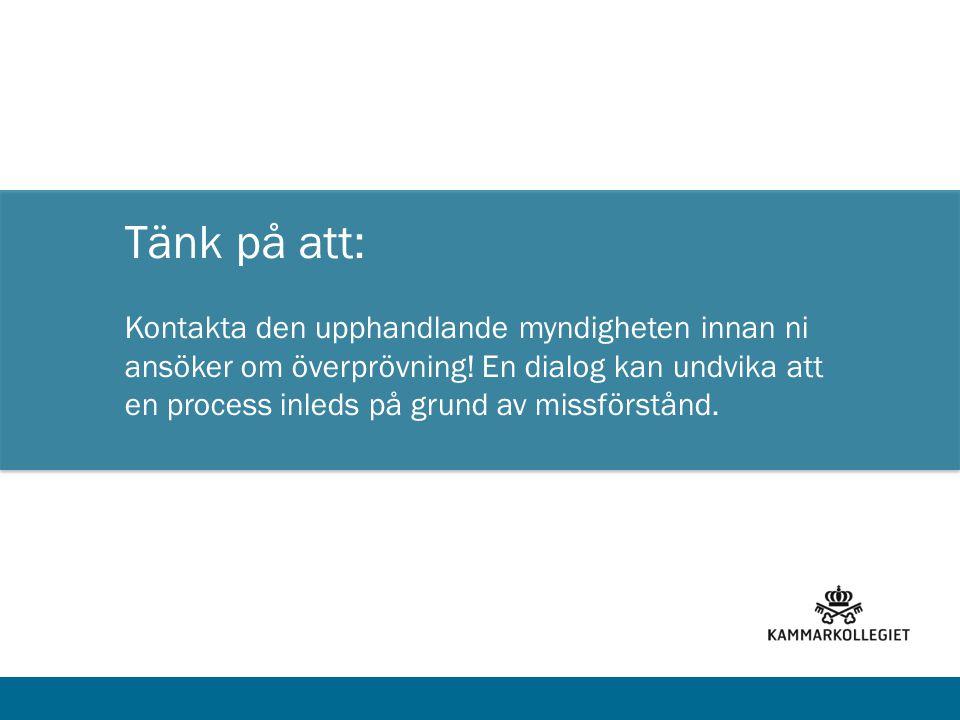 För mer information om offentlig upphandling Besök www.upphandlingsstodet.se för mer information.