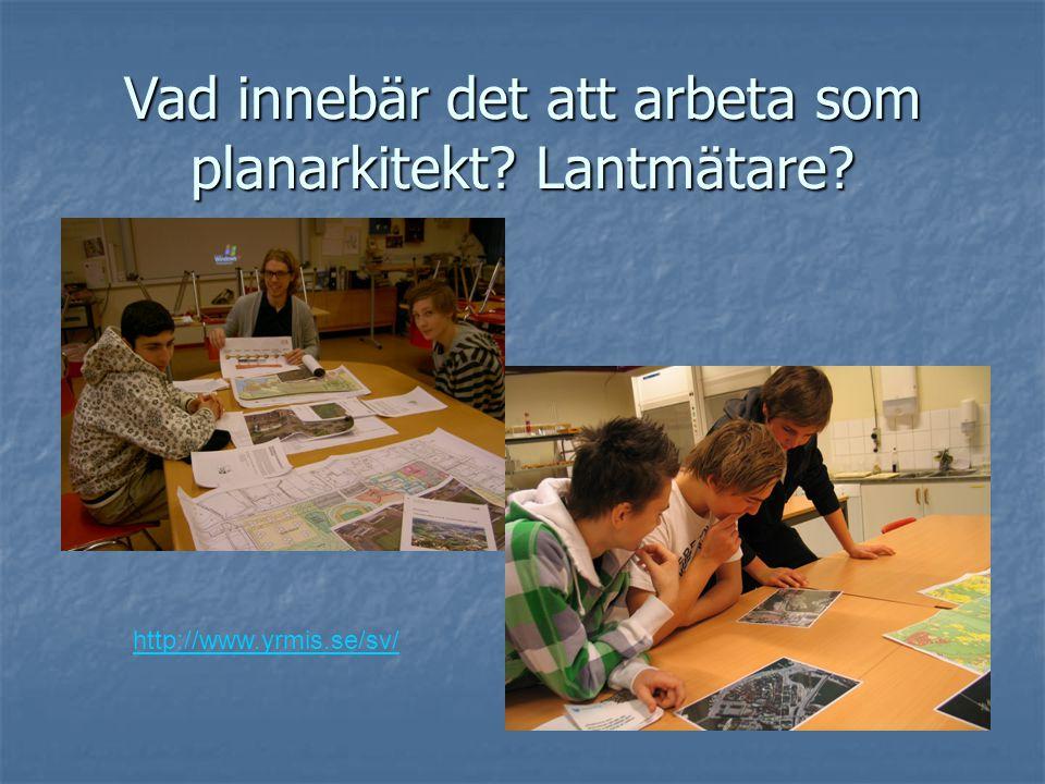 """Vid """"sjätte dagen"""" pratade eleverna med olika yrkesambassadörer i små grupper"""