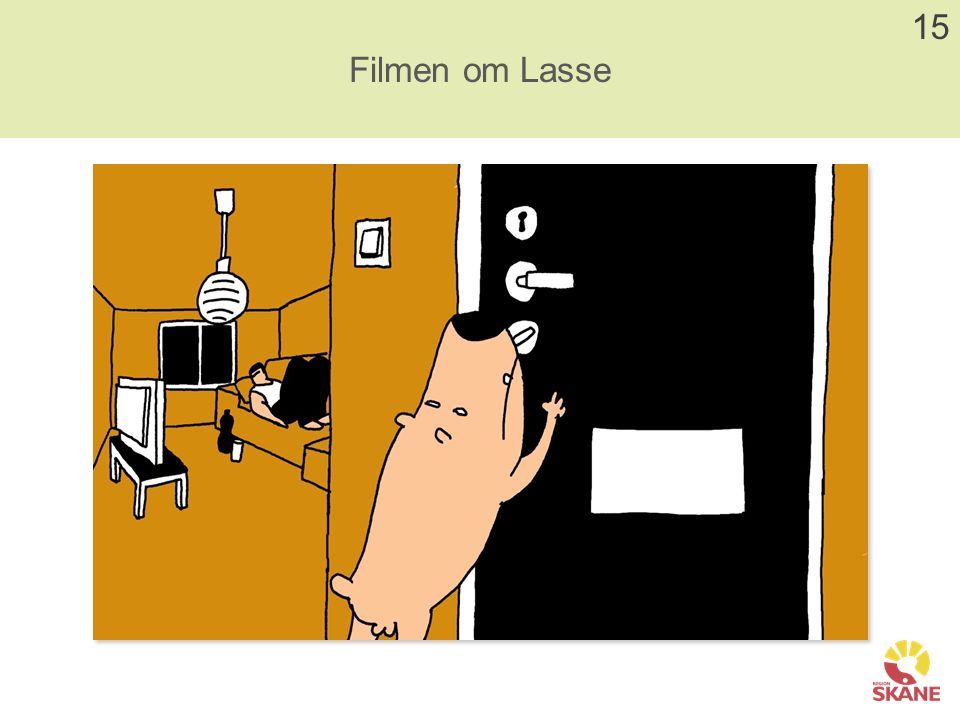 Fallet Lasse Analysera fallet Lasse utifrån fingrarna på Genushanden.