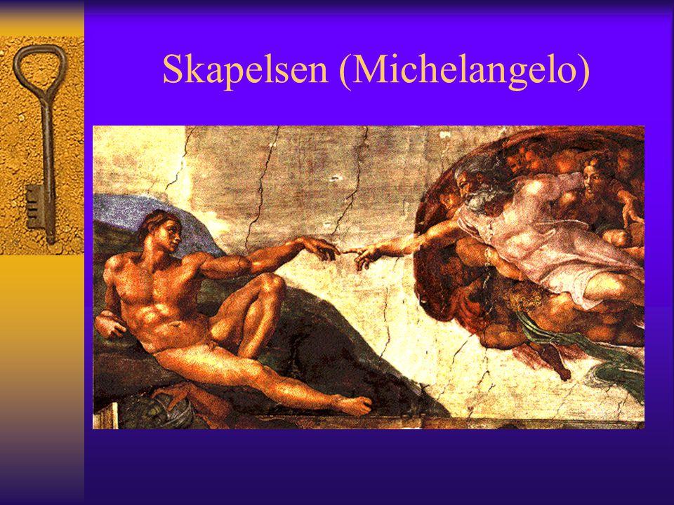 Skapelsen (Michelangelo)