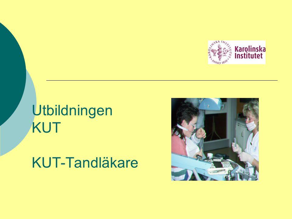 Målsättning med undervisningen  Utbildningen syftar till att ge kunskap om kraniofacial växt och utveckling, bettets normala utveckling, tand- och bettavvikelsers etiologi och epidemiologi samt deras konsekvenser för oral hälsa och livskvalitet.