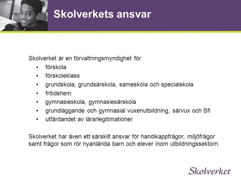 Följ Skolverket i sociala media! www.skolverket.se