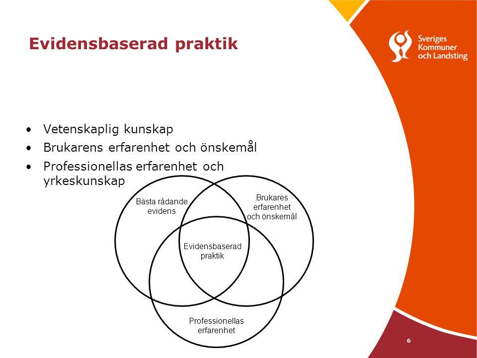 Vilka metoder för lokal uppföljning implementeras 2011-2013.